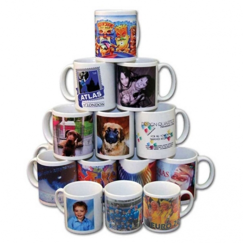 Colour Mug Printing Services