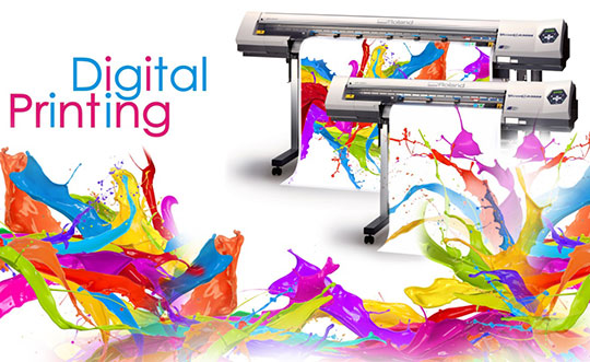 Hisun | Digital Printing